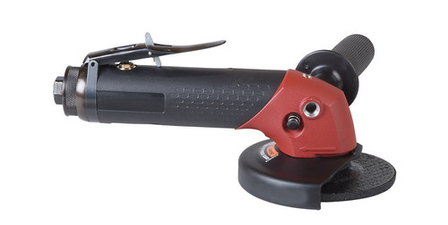 Desoutter KA16120A45 Pneumatic Angle Grinder   2.3 HP   12,000 RPM   M14x2 in. Threaded Spindle