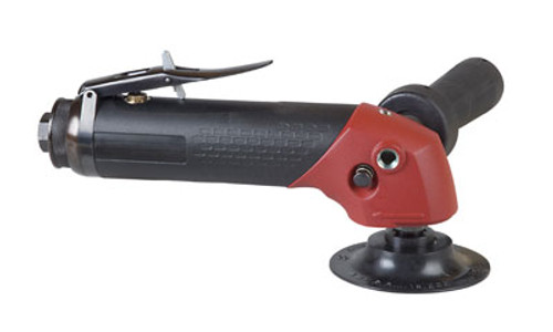 "Desoutter KA16135C4S Pneumatic Angle Sander | 2.28 HP | 13,500 RPM | 3/8""-24 Threaded Spindle"