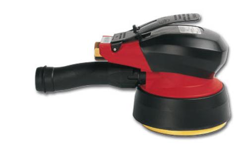 "Desoutter SXRA35V Random Orbital Sander | 0.3 HP | 3.5"" Pad | 3/32"" Orbit | 12,000 RPM | Self Vacuum"