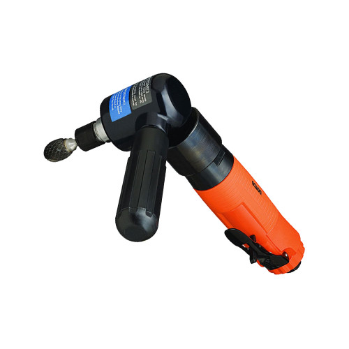 """Dotco 12L2218-36 Right Angle Grinder   12-22 Series   0.6 HP   18000 RPM   1/4"""" Collet   Composite Housing   Rear Exhaust"""