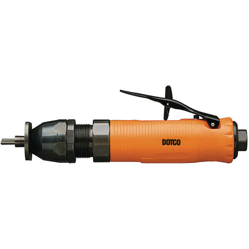 Dotco 12L1001-36RT Inline Router | 12-10 Series | 0.3 HP | 34,000 RPM | Composite Housing | Front Exhaust