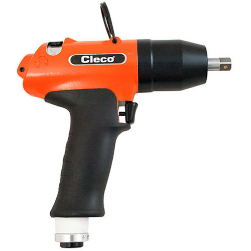 "Cleco 120PTHH304 Pistol Grip Pulse Tool | 55 ft. lbs. Torque | 1/2"" Square Drive | 3,000 RPM | Shut-Off Model"