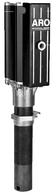 """Ingersoll Rand ARO Piston Pump for Oil - LM2305A-31-B - 5:1 Ratio - 3"""" Air Motor - 150 PSI Max Inlet Pressure"""