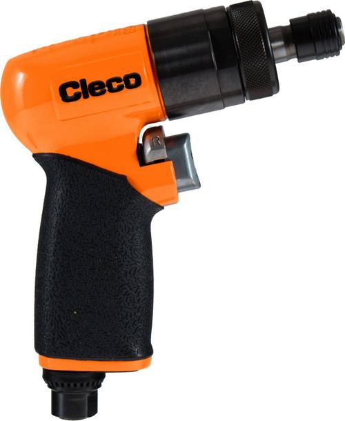 "Cleco MP2453 Direct Drive Pneumatic Pistol Grip Screwdriver   MP Series   1,800 RPM   5.7"" Length"