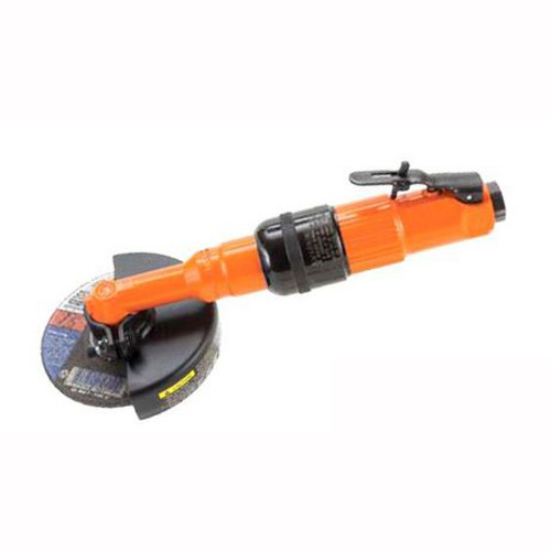 Cleco 236GLFB-135A-D3T4 Extended Head Right Angle Grinder   236 Series   0.8 HP   13,500 RPM   Aluminum Housing   Front Exhaust