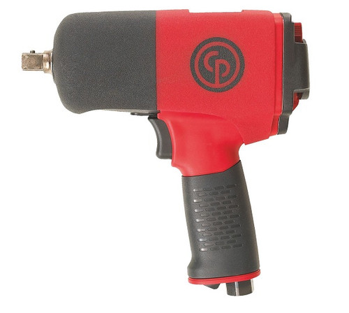 """Chicago Pneumatic CP8252-P Versatile Impact Wrench   1/2"""" Drive   Max Torque 700 Ft. Lbs   9000 RPM"""