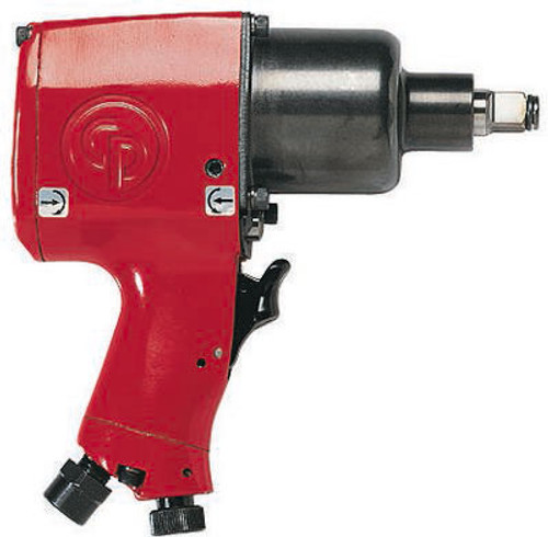 """Chicago Pneumatic CP9542 Classic Impact Wrench   1/2"""" Drive   Max Torque 450 Ft. Lbs   8900 RPM"""