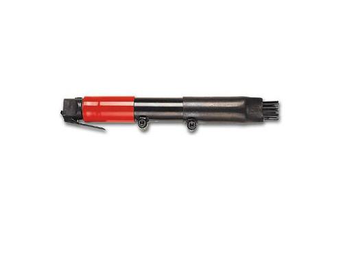 "Chicago Pneumatic B16M Pistol Grip Needle Scaler | 3,000 BPM | 0.9"" Bore | 1.4"" Stroke"