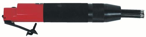 "Chicago Pneumatic B16MV Vibration Damped Straight Needle Scaler | 2,400 BPM | 0.9"" Bore | 0.4"" Stroke"