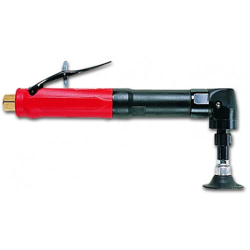 "Desoutter KA312E9 Angle Grinder | 0.5 HP | 12,000 RPM | 1/4"" Collet | Front Exhaust"