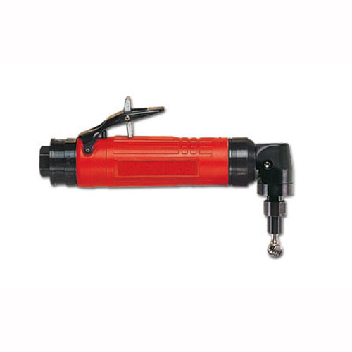 "Desoutter KA613-9 Angle Grinder | 0.8 HP | 13,000 RPM | 1/4"" Collet | Front Exhaust"
