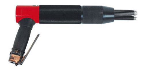 "Chicago Pneumatic B19MV Pistol Cushion Grip Needle Scaler   7.0 Joule   1.4"" Bore   0.8"" Stroke   3,000 BPM"