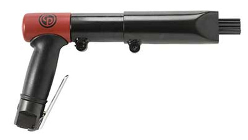 "Chicago Pneumatic CP7125 Maintenance Needle Scaler | 5.0 Joule | 1.0"" Bore | 1.3"" Stroke | 4,000 BPM"