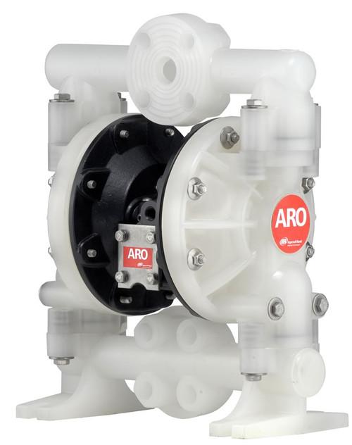 "ARO Diaphragm Pump 6661AF-344-C | 47 GPM | 1"" Ports | Teflon Diaphragms"
