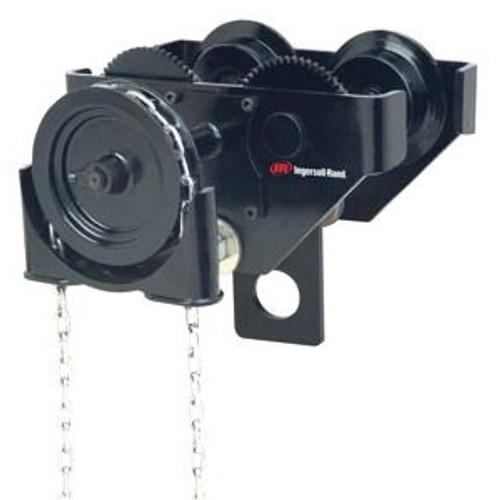 Ingersoll Rand GT010-8-22 Hand-Geared Hook-On Trolley   GT Series   1 Metric Ton Capacity