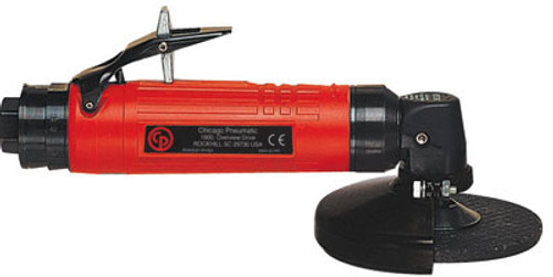 """Chicago Pneumatic CP3109-13A4 4"""" Angle Wheel Grinder   0.8 HP   13,000 RPM (6151607030)"""