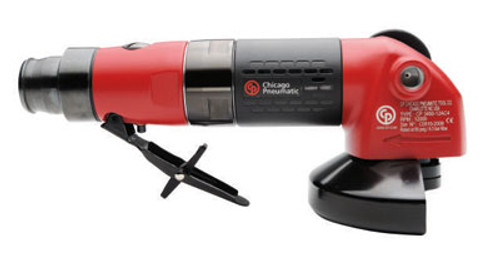 """Chicago Pneumatic CP3450-12AC4 4"""" Angle Wheel Grinder   1.1 HP   12,000 RPM (6151604010)"""