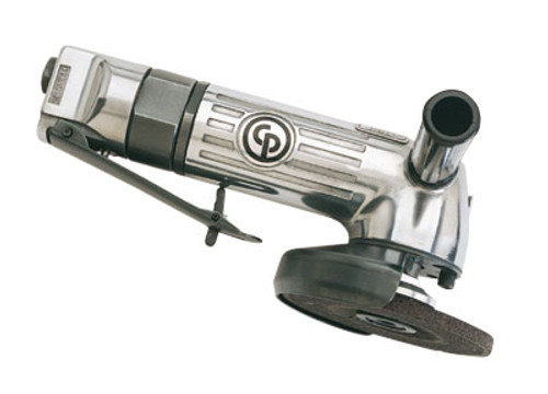 """Chicago Pneumatic CP854E 5"""" Angle Wheel Grinder   0.7 HP   12,000 RPM (T023187)"""