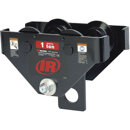 Ingersoll Rand PT020-8 Push Hook-On Trolley | PT Series | 2 Metric Ton Capacity