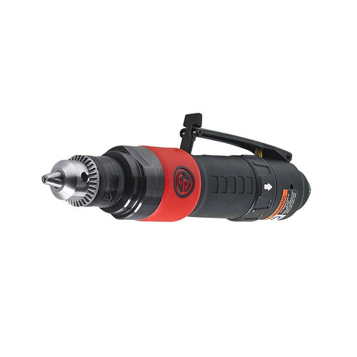 """Chicago Pneumatic CP887C 3/8"""" Reversible Straight Drill 