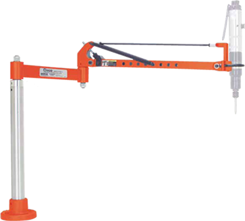 "Cleco 520007 Pnuematic Spring Balance Arm | PBA-12 | Parallel Arm | 12"" Extension"