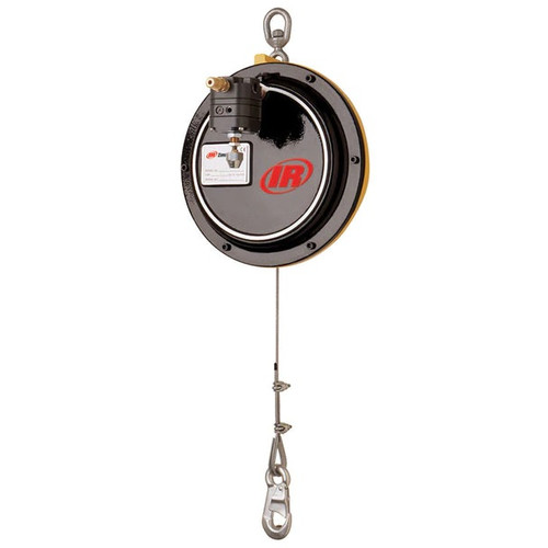 Ingersoll Rand BAW005060 Pneumatic Air Balancer with Single Wire Rope   BA Series   2-50 lb Load Capacity