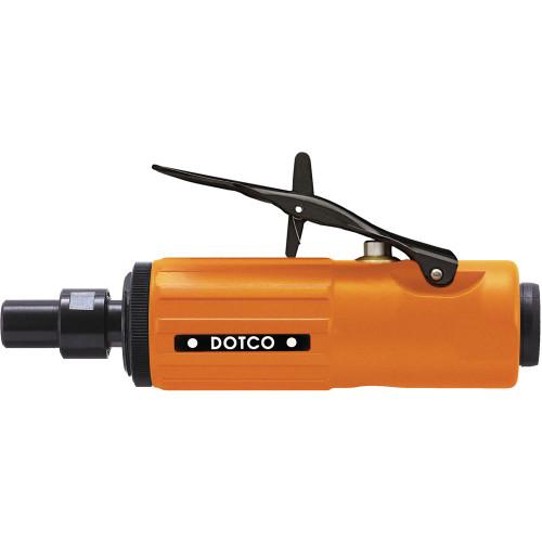 "Dotco 10N1081-36 Inline Grinder   10-10 Series   0.3 HP   34,000 RPM   1/4"" Collet   Aluminum Housing   Rear Exhaust"