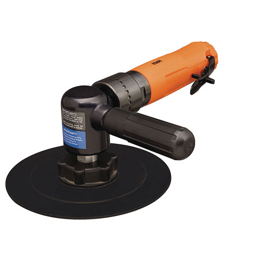 Dotco 10L2750-80 Heavy Duty Head Right Angle Sander | 10-27 Series | 0.9 HP | 6,000 RPM | Aluminum Housing | Front Exhaust