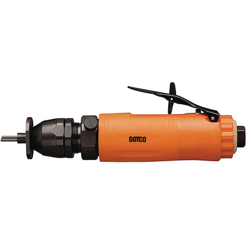 Dotco 10L2000-01RT Inline Router   10-20 Series   0.6 HP   25,000 RPM   Aluminum Housing   Front Exhaust