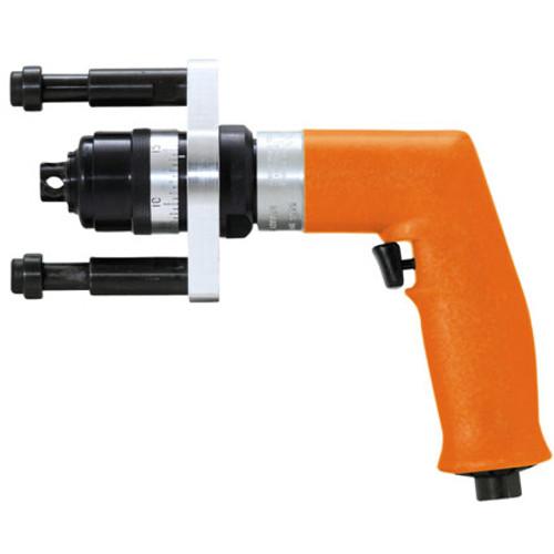 Cleco 14CFS60-98 Non-Reversible Pistol Grip Rivet Shaver with Stabilizer | 14CF Series | 29000 RPM