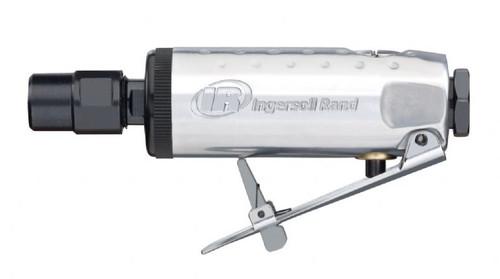 "Ingersoll Rand 307B Straight Die Grinder | 0.25 HP | 28,000 RPM | 1/4"" Collet | Front Exhaust"
