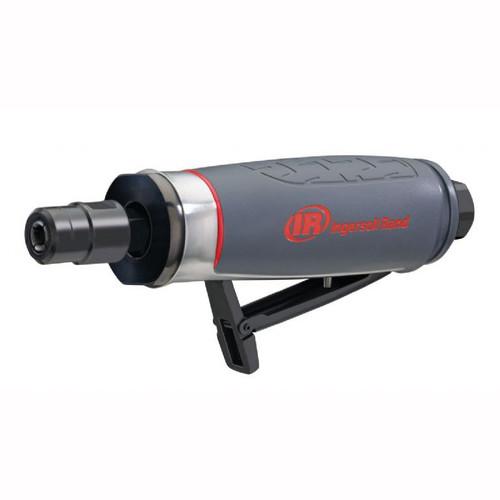 "Ingersoll Rand 5108MAX Straight Die Grinder | 0.4 HP | 25,000 RPM | 1/4"" Collet | Rear Exhaust"