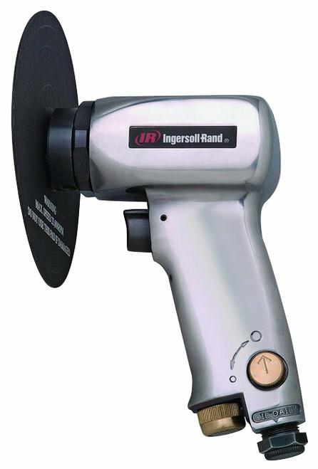 "Ingersoll Rand 317A High Speed Air Sander | 0.45 HP | 5"" Pad | 18,000 RPM | Rear Exhaust"