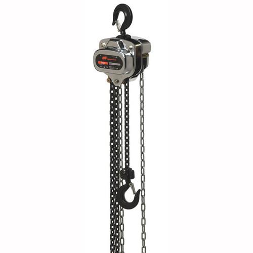 Ingersoll Rand SMB005-10-8V Manual Chain Hoist | 1/2 Ton Capacity | 10 Ft. Lift