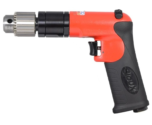 Sioux Tools 0.5 HP Reversible Drills
