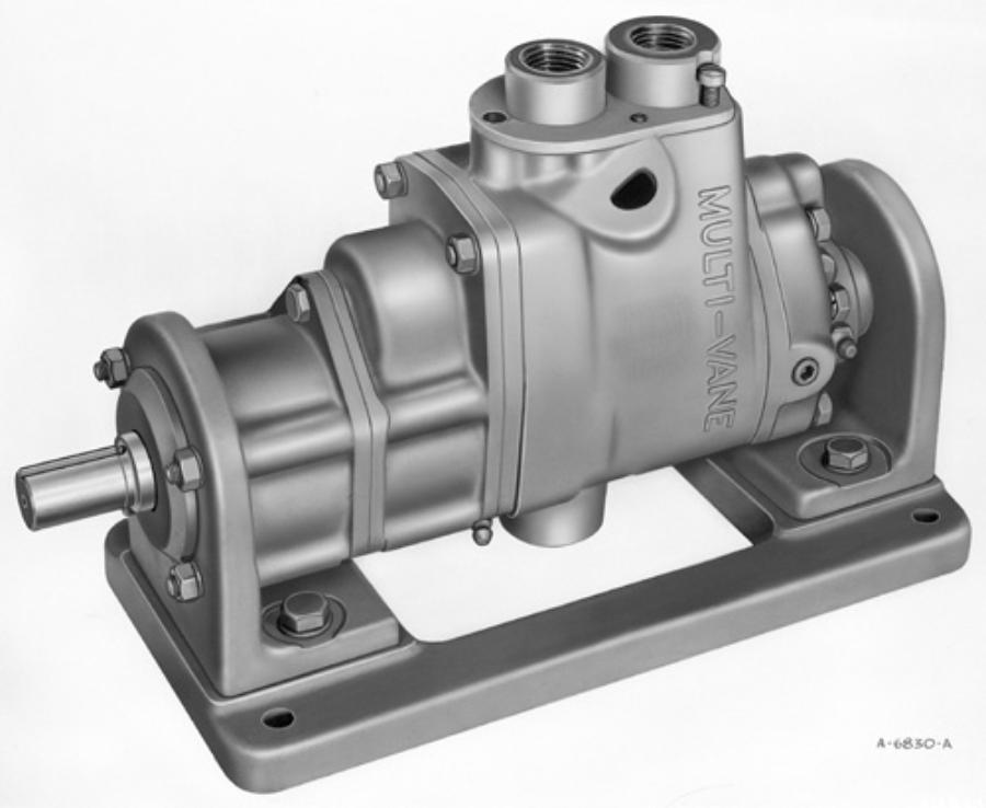 Ingersoll Rand 22N Series Multi-Vane Air Motors