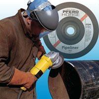 PFERD Pipeline and Notching Wheels