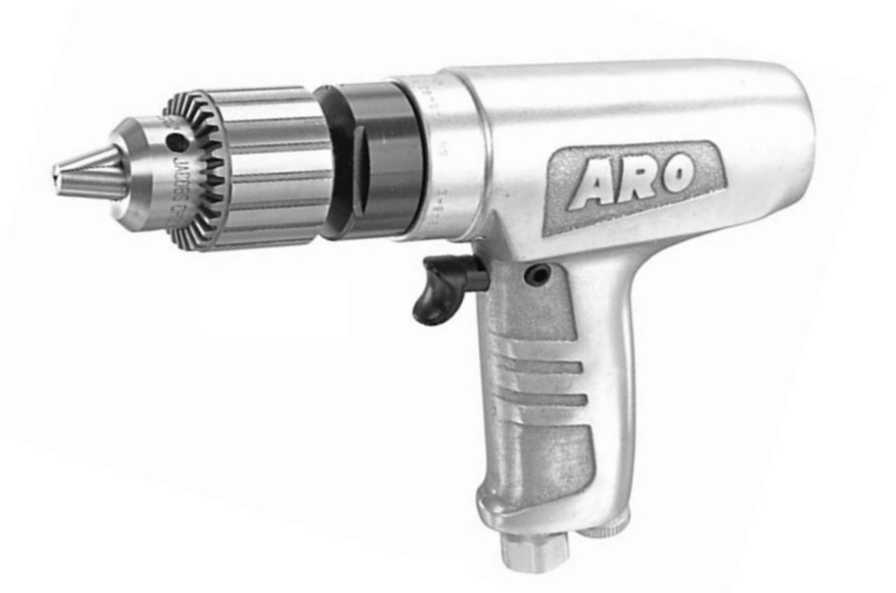 Ingersoll Rand 7800 Series Pistol Grip Drills