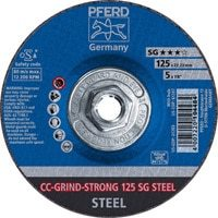 PFERD CC-GRIND®-STRONG Grinding Discs