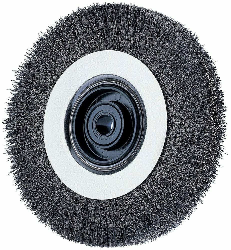 Unthreaded Power Brushes