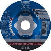 PFERD CC-GRIND®-FLEX Grinding Discs