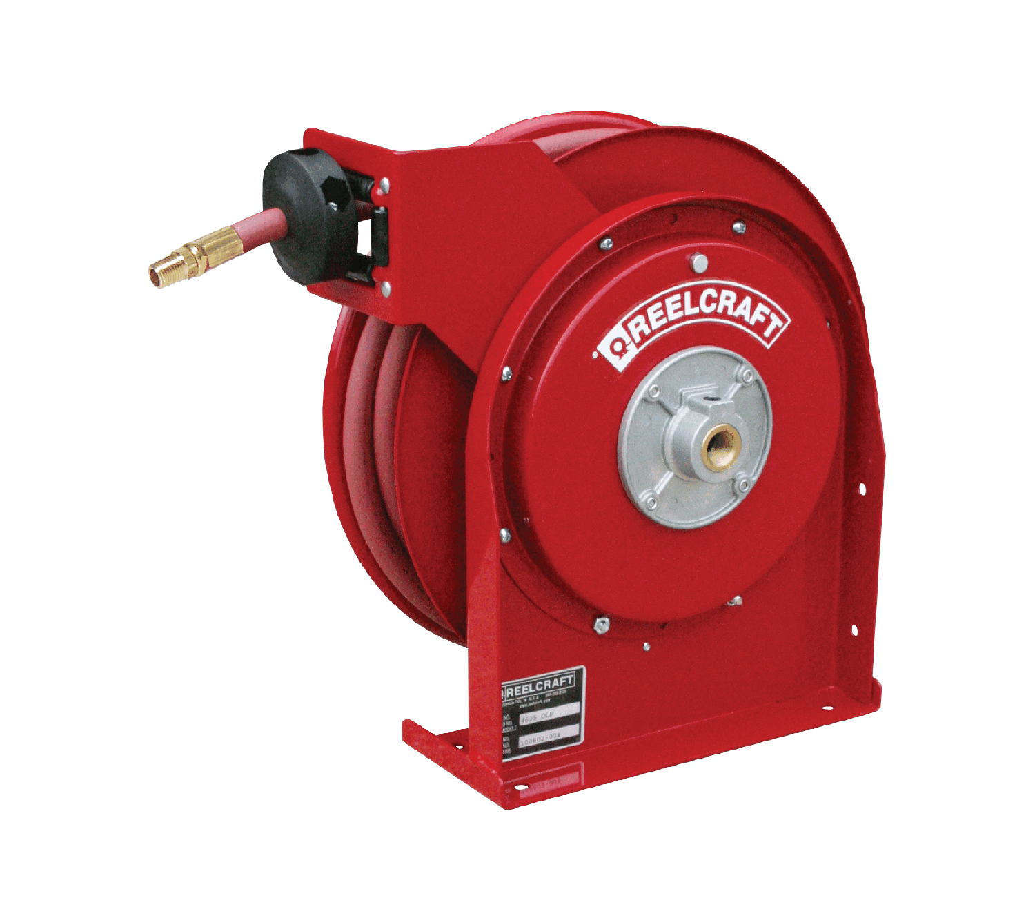 Air and Water Hose Reels