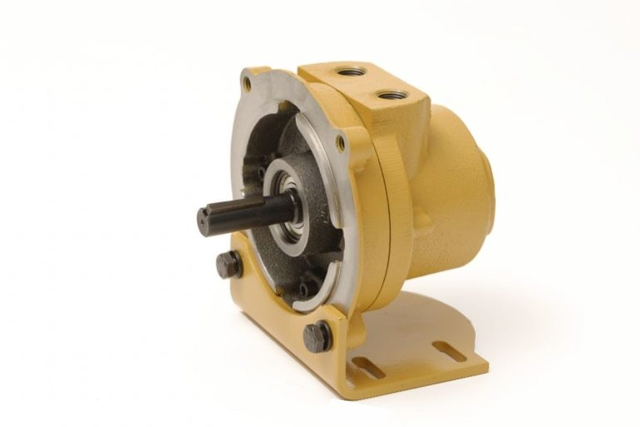 Direct Drive Multi-Vane Air Motors