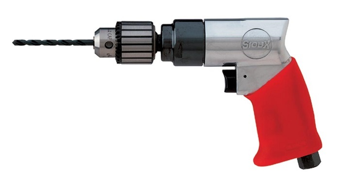 Sioux Tools Non-Reversible Drills