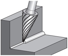 Cone With Pointed End - Shape M