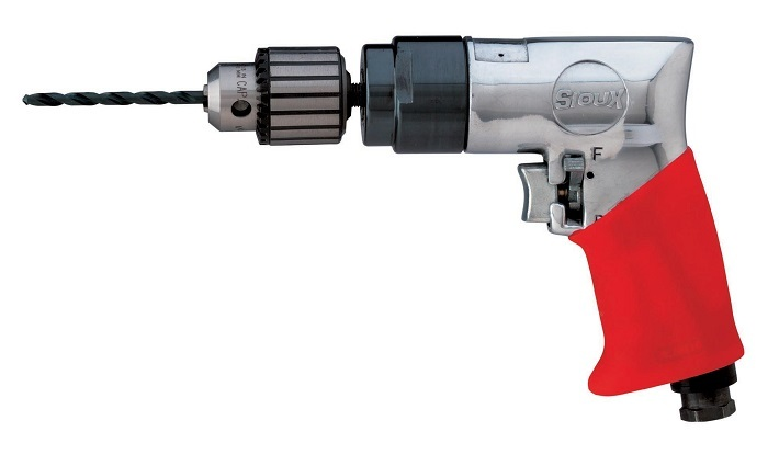 Sioux Tools Reversible Drills