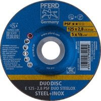 PFERD DUODISC® Combination Abrasive