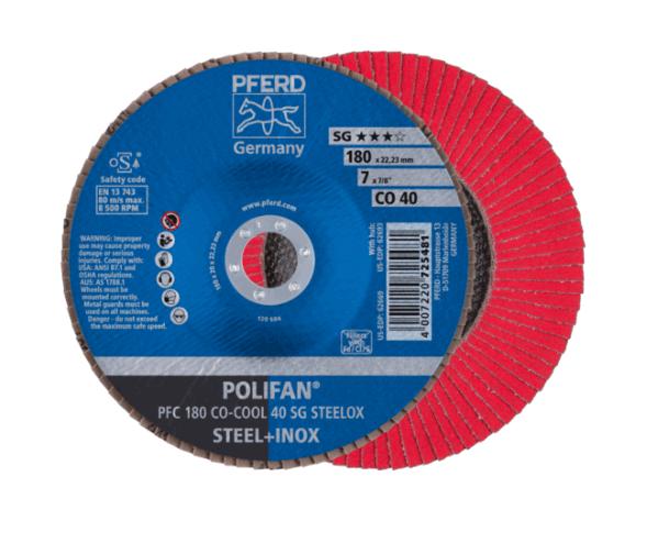 PFERD Flap Discs | Coated Abrasives