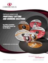 carborundum abrasives catalog thumbnail
