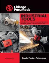 chicago pneumatic industrial tools catalog thumbnail